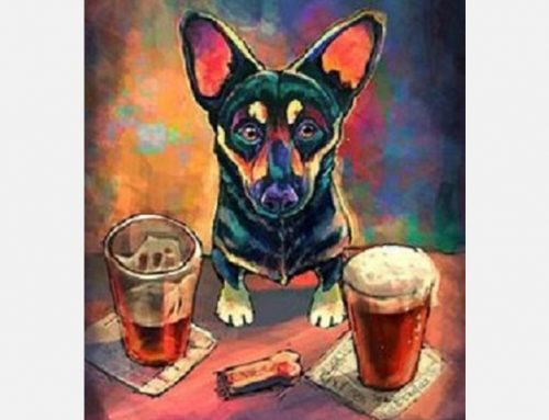 "Hampden Family Pet Hospital & The Brew on Broadway are hosting a ""YAPPY HOUR"""